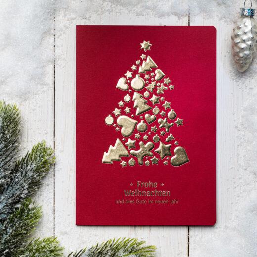 Weihnachtskarten ACH-013 1